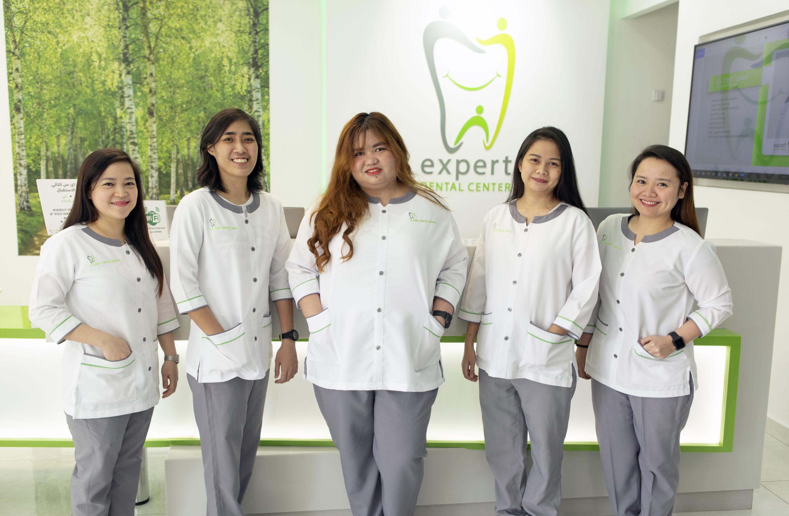 اكسبرت لطب الاسنان - المساعدين